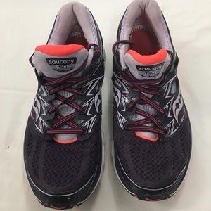 Saucony Womens Sz 8.5 Hurricane ISO Running Shoes